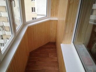 Утепление балкона под ключ в москве.